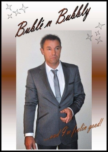Dave Dean performs Michael Buble Tribute Act